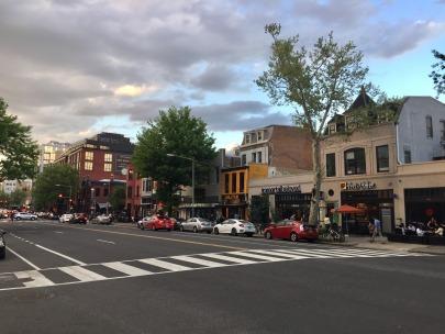 14th Street NW, near Ted's Bulletin restaurant